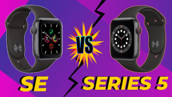 Nên chọn Apple Watch SE hay Apple Watch Series 5?