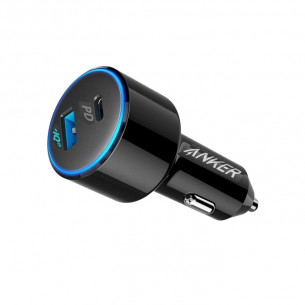 Anker PowerDrive Speed+ 2 49.5W Car Charger