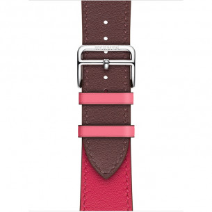 Apple Watch Band Bodeaux Rose Extreme with Rose Azalee