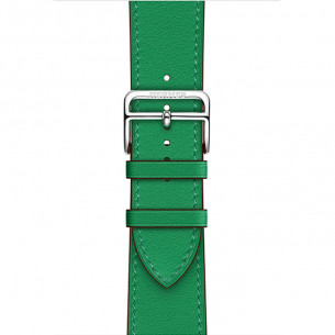 Hermès Leather Bambou Swift Leather Single Tour