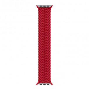 Braided Solo Loop (PRODUCT) RED