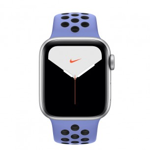 Apple Watch Series 5 Nike GPS Silver Aluminum Case