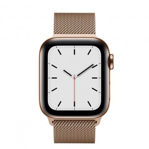 Apple Watch Series 5 GPS+Cellular Gold Stainless Steel Case