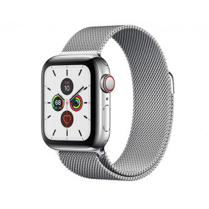 Apple Watch Series 5 40mm GPS+Cellular Stainless Steel Case
