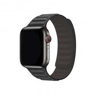 Apple Watch Band Dual Magnetic Black