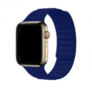 Apple Watch Band Dual Magnetic Baltic Blue