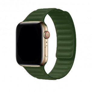 Apple Watch Band Dual Magnetic Pine Green