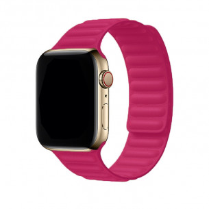 Apple Watch Band Dual Magnetic Red