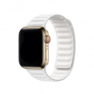 Apple Watch Band Dual Magnetic White