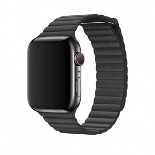 Leather Loop Black