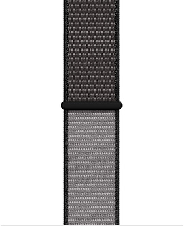 Apple Watch Sport Loop Anchor Gray